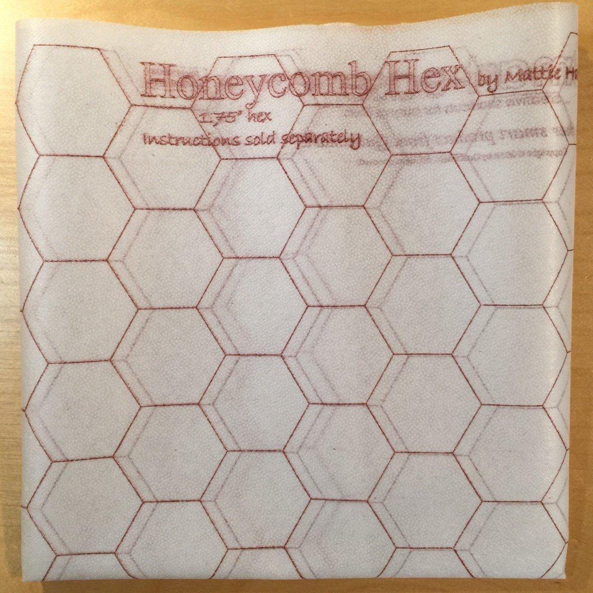 Honeycomb Hex Interfacing panel