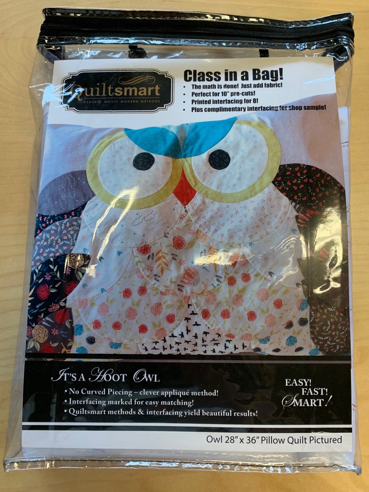 It's a Hoot Owl (CLASS in a Bag) - WHOLESALE ONLY