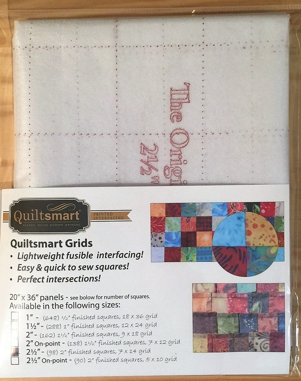 Grid 2.5 4-panel PACK