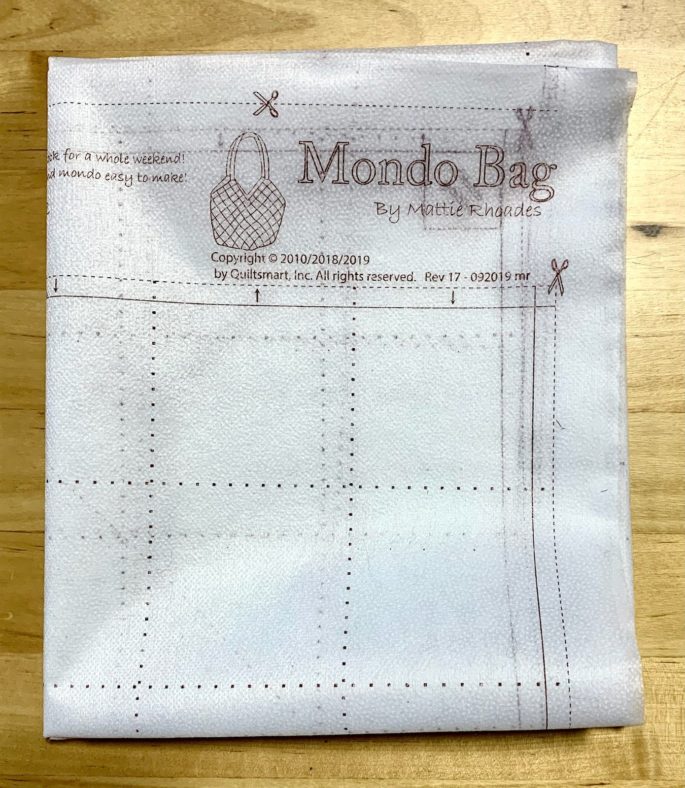 Mondo Bag REFILL PANELS (1 bag)