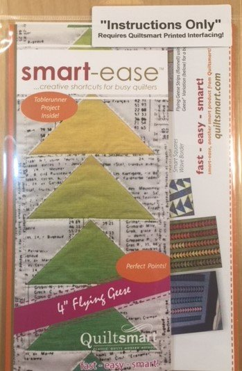 smart-ease Flying Geese - Instructions Only