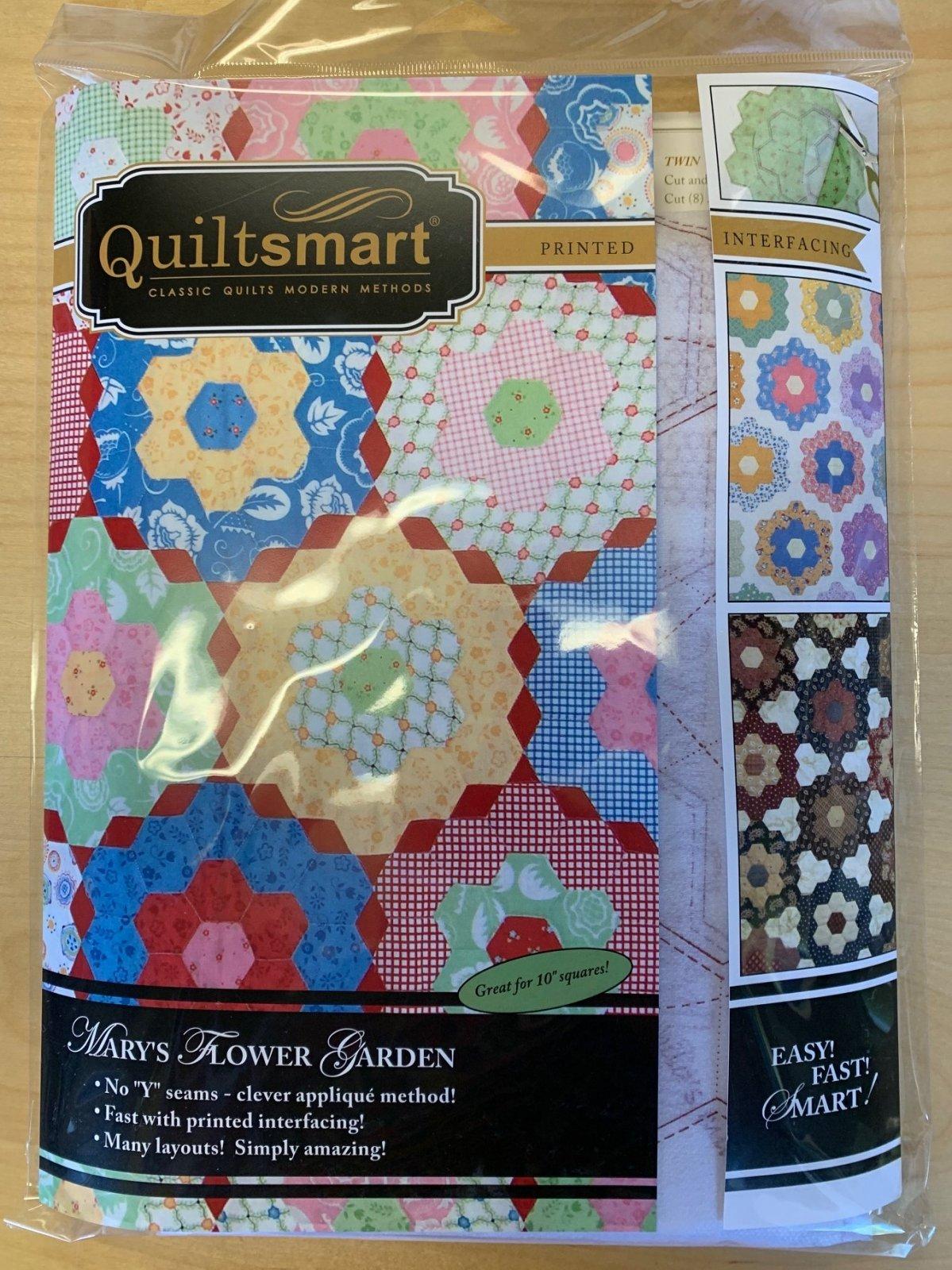 Mary's Flower Garden Pack