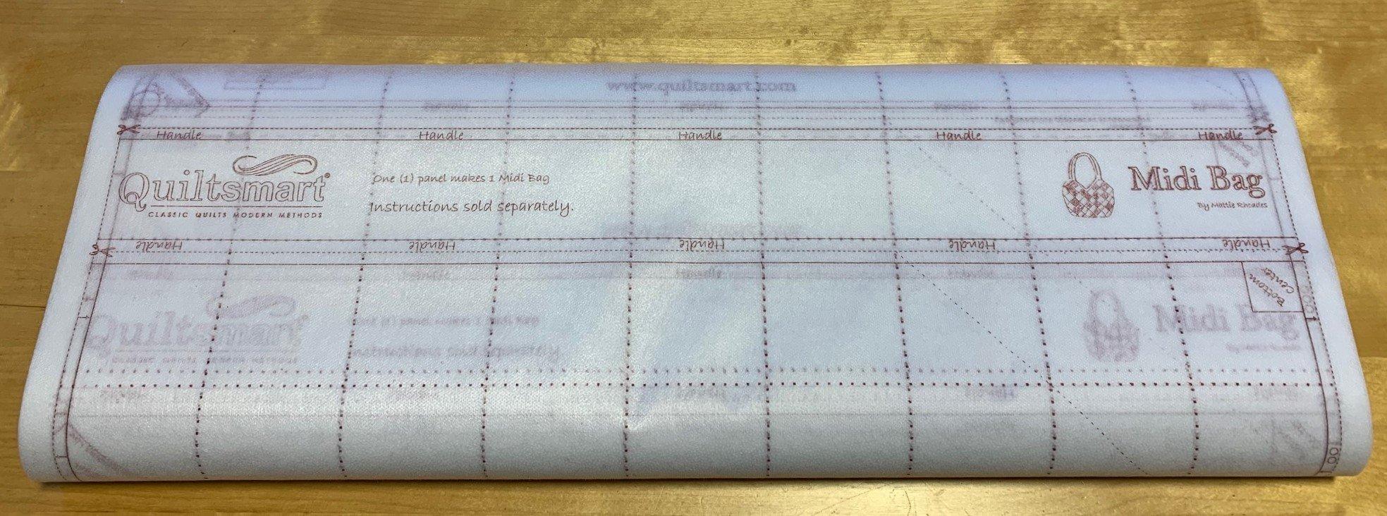 Midi Bag Interfacing 25-panel Bolt