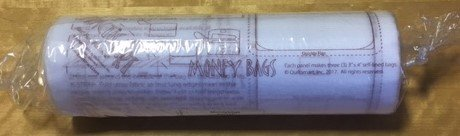 Practical Art Money Bags 25-panel Roll