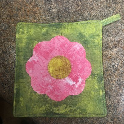Potholder - Fusible Brochure & Sample Project