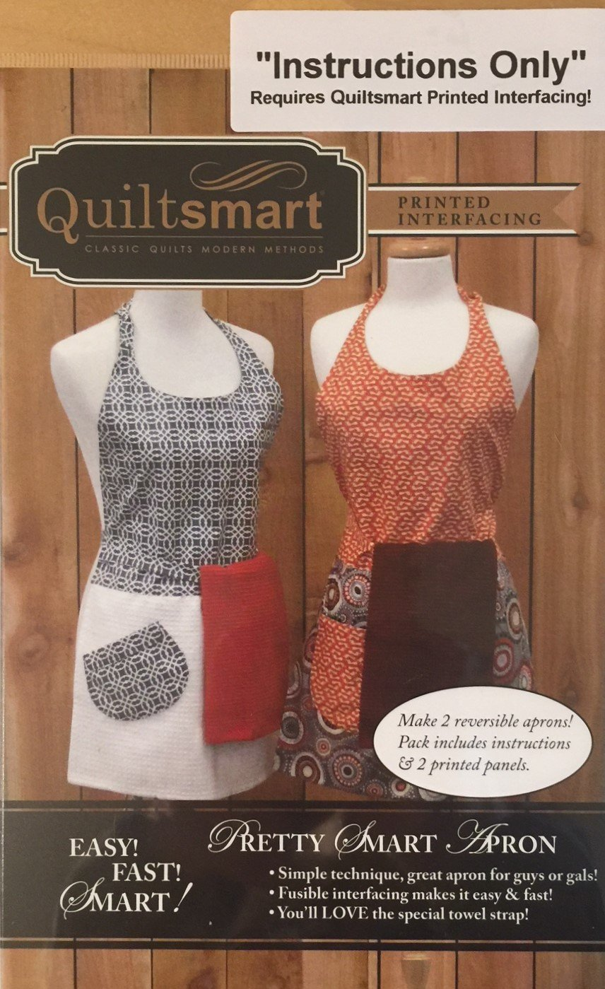Pretty Smart Apron - Instructions Only
