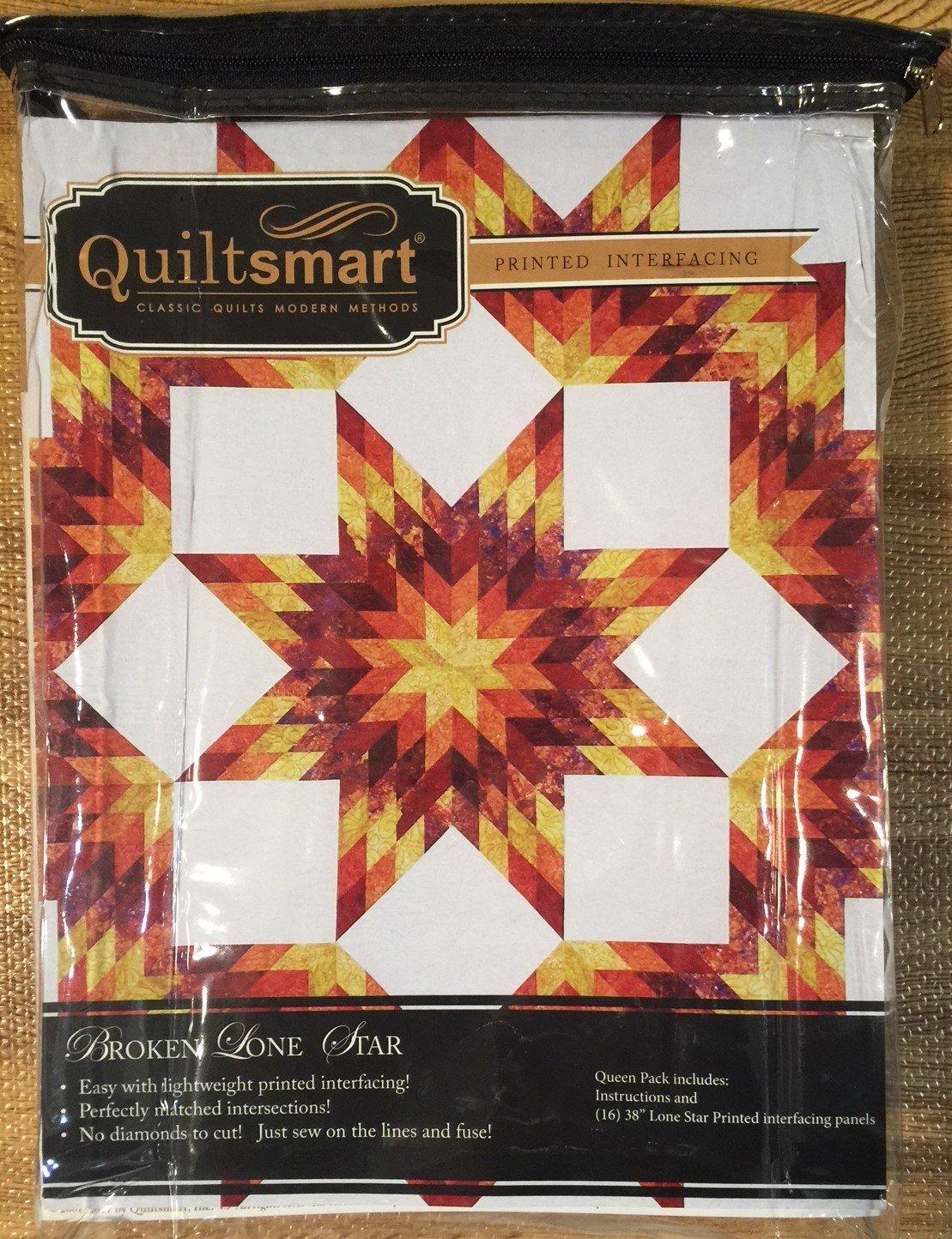 Queen Broken Lone Star Kit