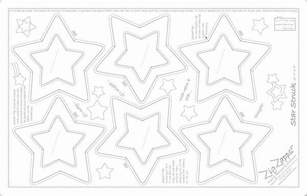 ZigZapps!  Star Struck 5-pack