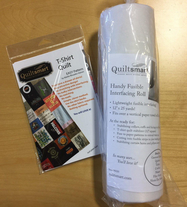 T-Shirt Quilt Instructions & Interfacing
