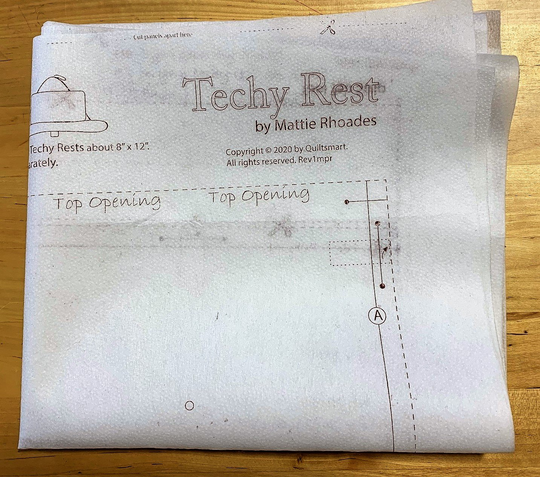 Techy Rest Panel