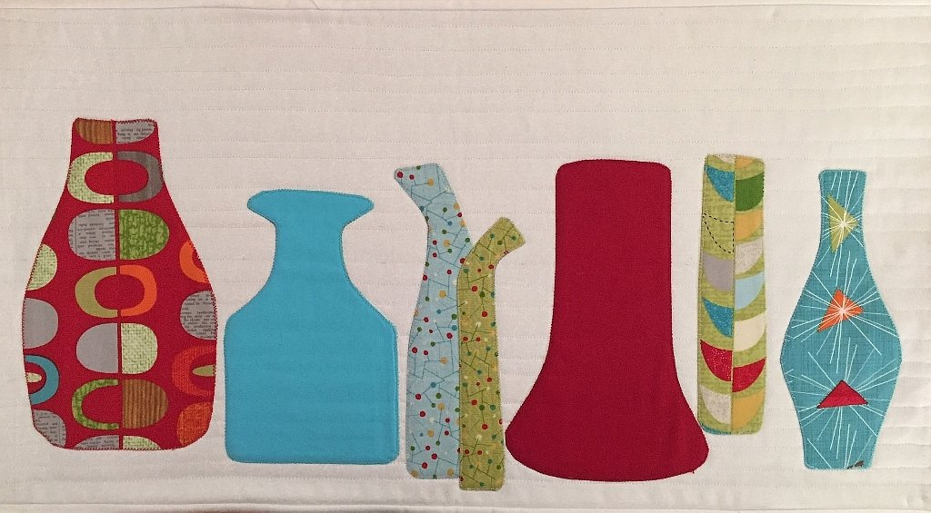 ZigZapps!  Vases by Donna 5-pack