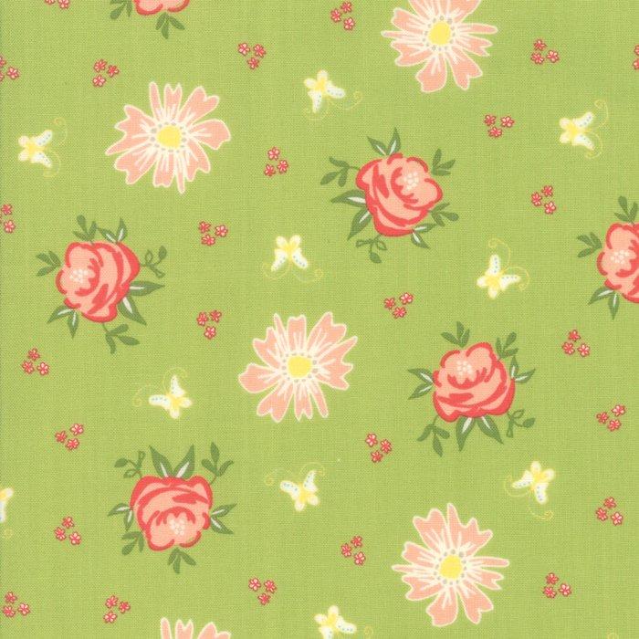 Harpers Garden Lime by Sherri & Chelsi