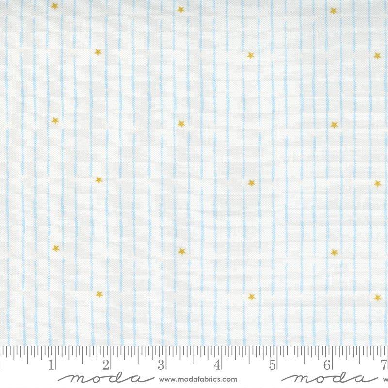 Little Ducklings - White/Blue