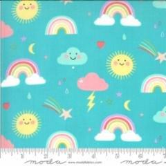 Hello Sunshine 35350-16 Aqua