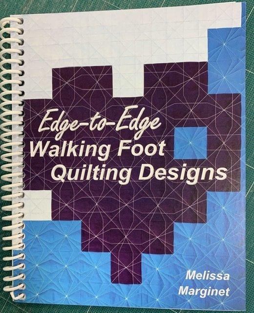 Edge to Edge Walking Foot Designs