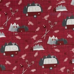 True North 2 by Kate & Birdie 513210-11 Red