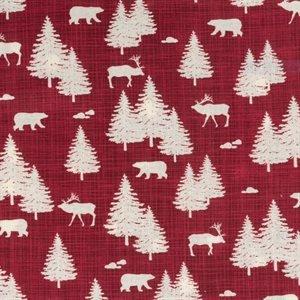 True North 2 by Kate & Birdie 513211-12 red