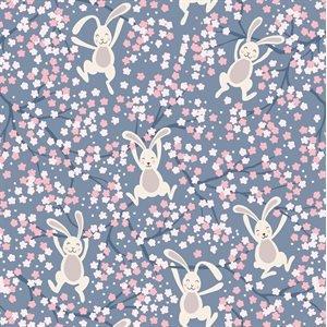Bunny Hop Denim Blue 6526-3