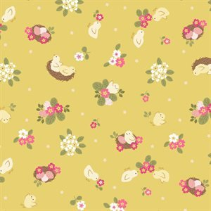 Bunny Hop Yellow 6528-2