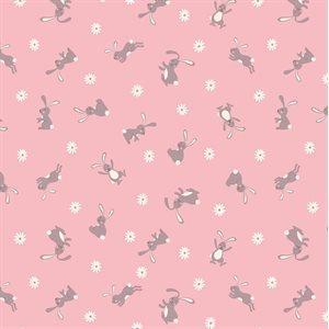 Bunny Hop Pink 6529-2