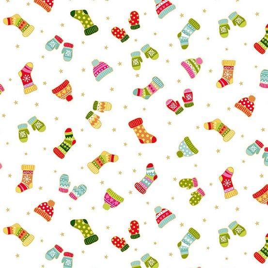 Santa Express - Mittens Cream