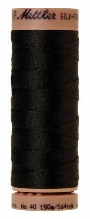 Mettler Hand Quilting 150m 4000 (0003) Black