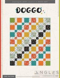 Doggo - Oh Woof Quilt Kit