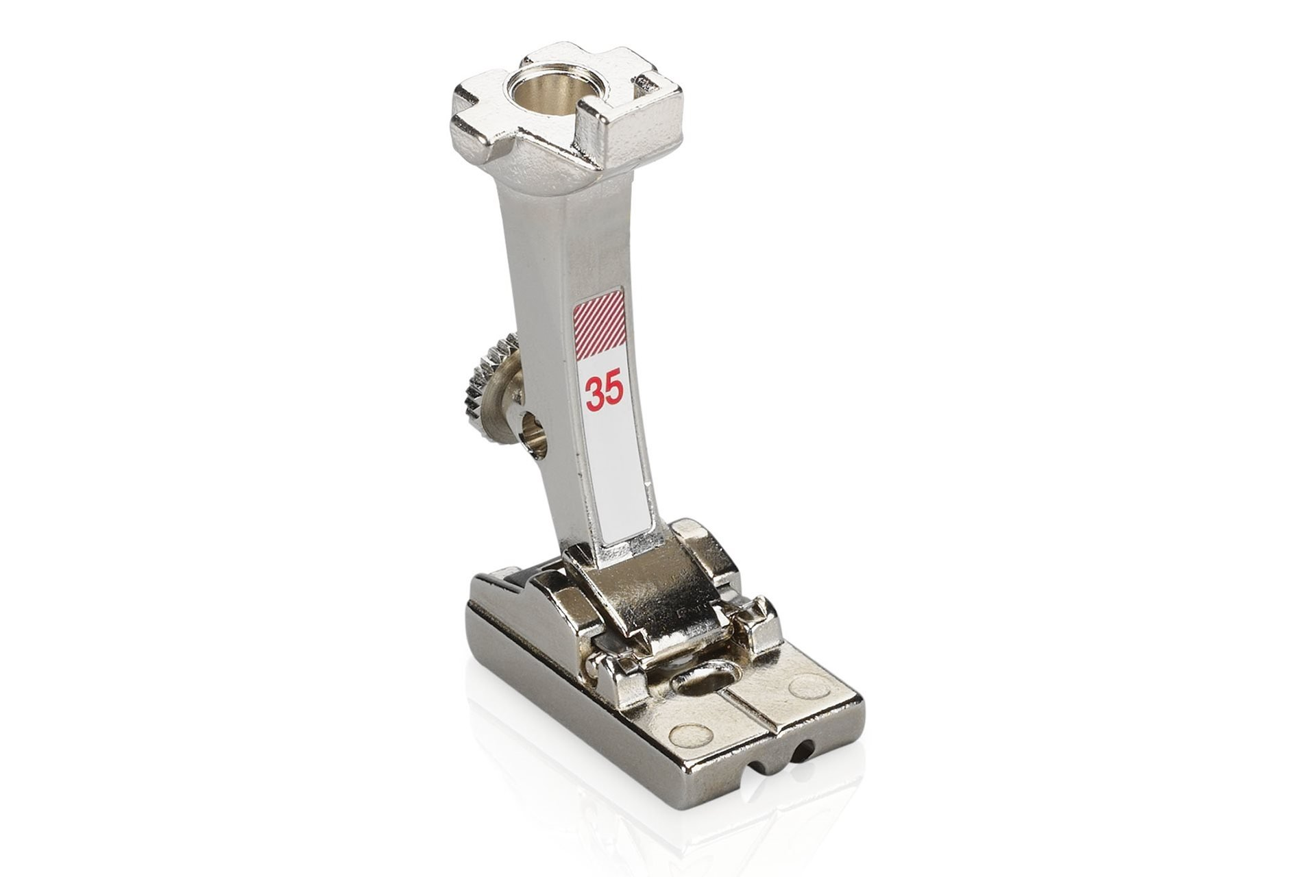 #35 Presser Foot for Invisible Zippers