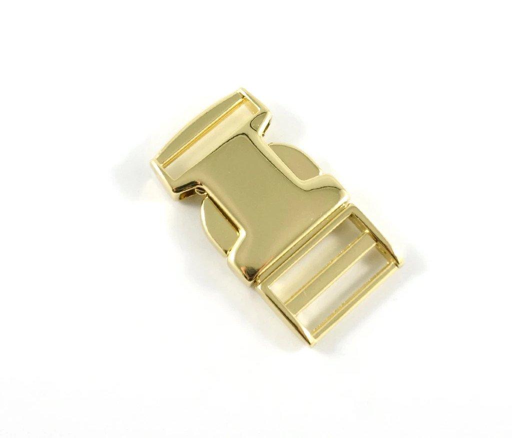 Emmaline side release buckle 1 Gold