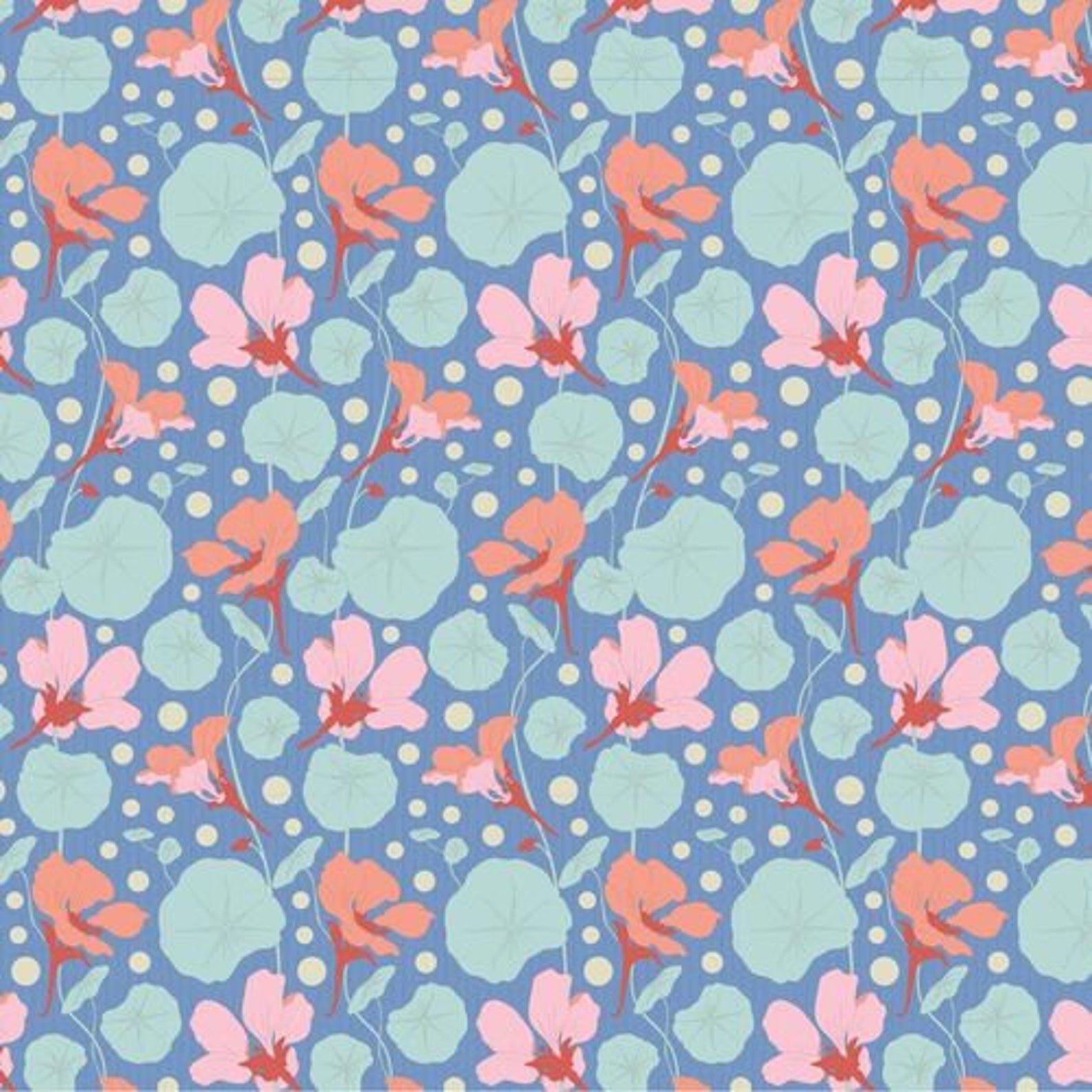 GardenLife Nasturtium, Blue