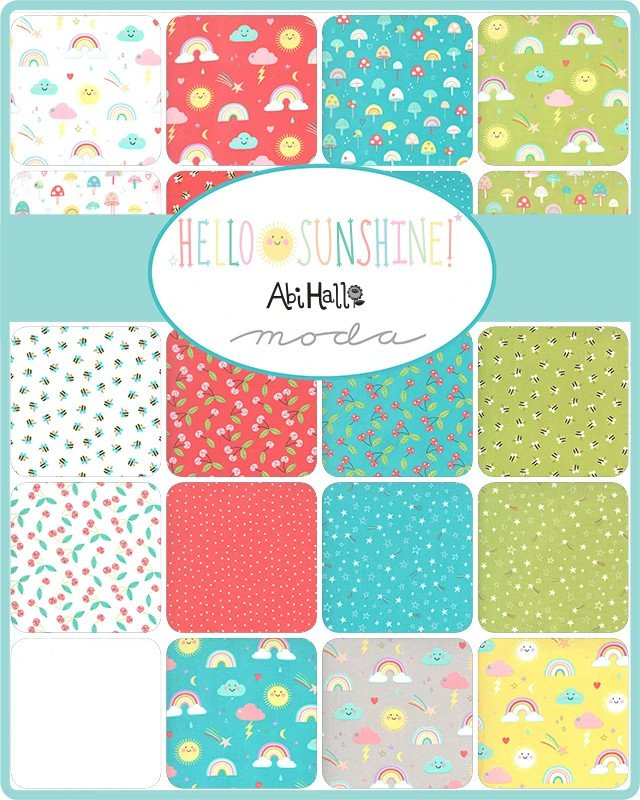 Hello Sunshine Bundle - 24 FQs