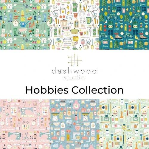Hobbies Bundle - 6 FQ