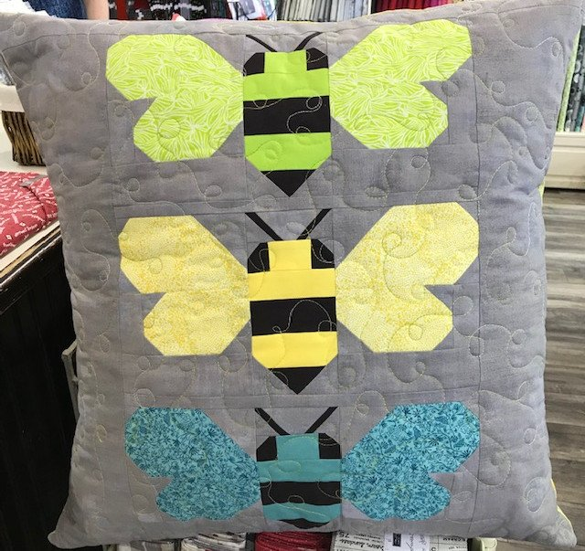Beehive Cushion Kit