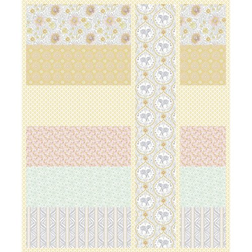 Invaluable Friend Pastel Quilt