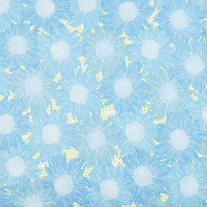 Murmur - Sunflower, turquoise