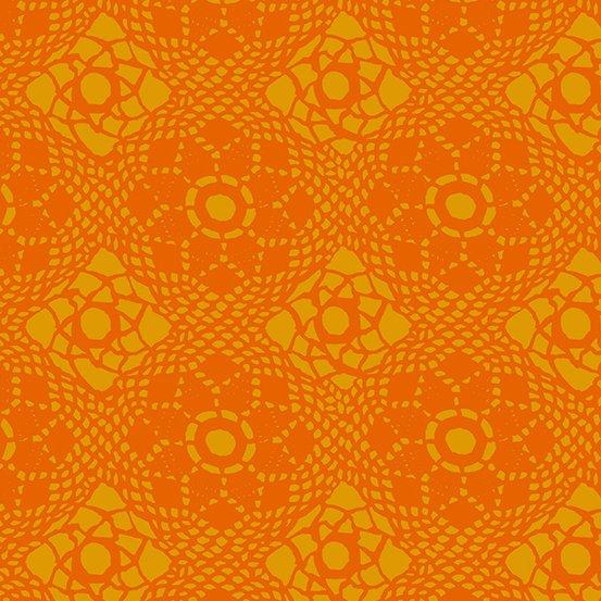 Sun Print 2021 Crochet Dala