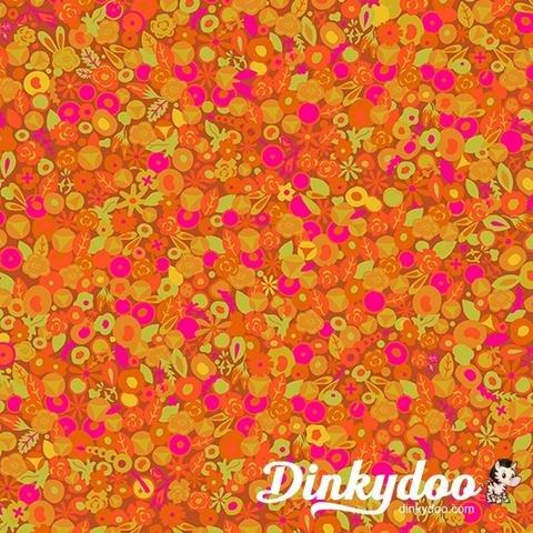 Sun Prints 2021 Trinket Marigold