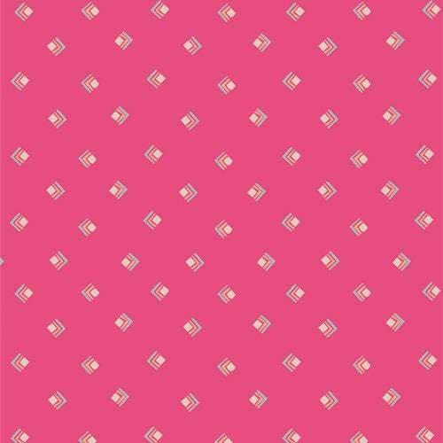 Open Heart Everlasting Tokens Pink