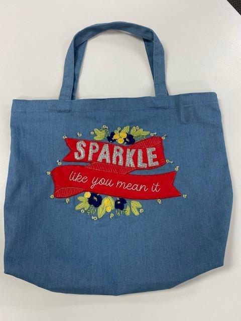 Kimberbell Jan 2021 Sparkle Kit