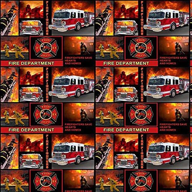 Firefighter Block