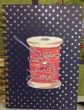 Wire Journal 6x8.5 Spool