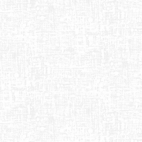 Century White on White- Weave Texture