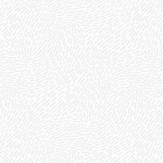Century White on White- Mosaic