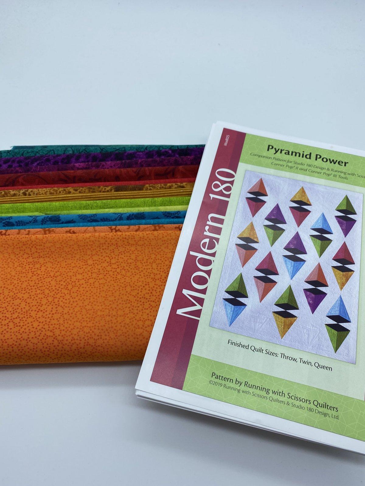 Pyramid Power Kit