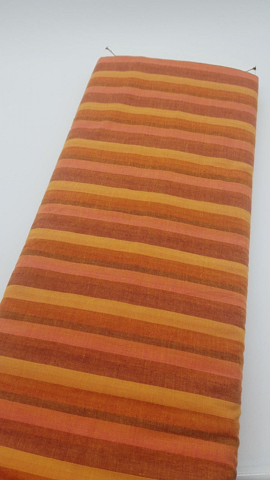 Multi Stripe - Toast