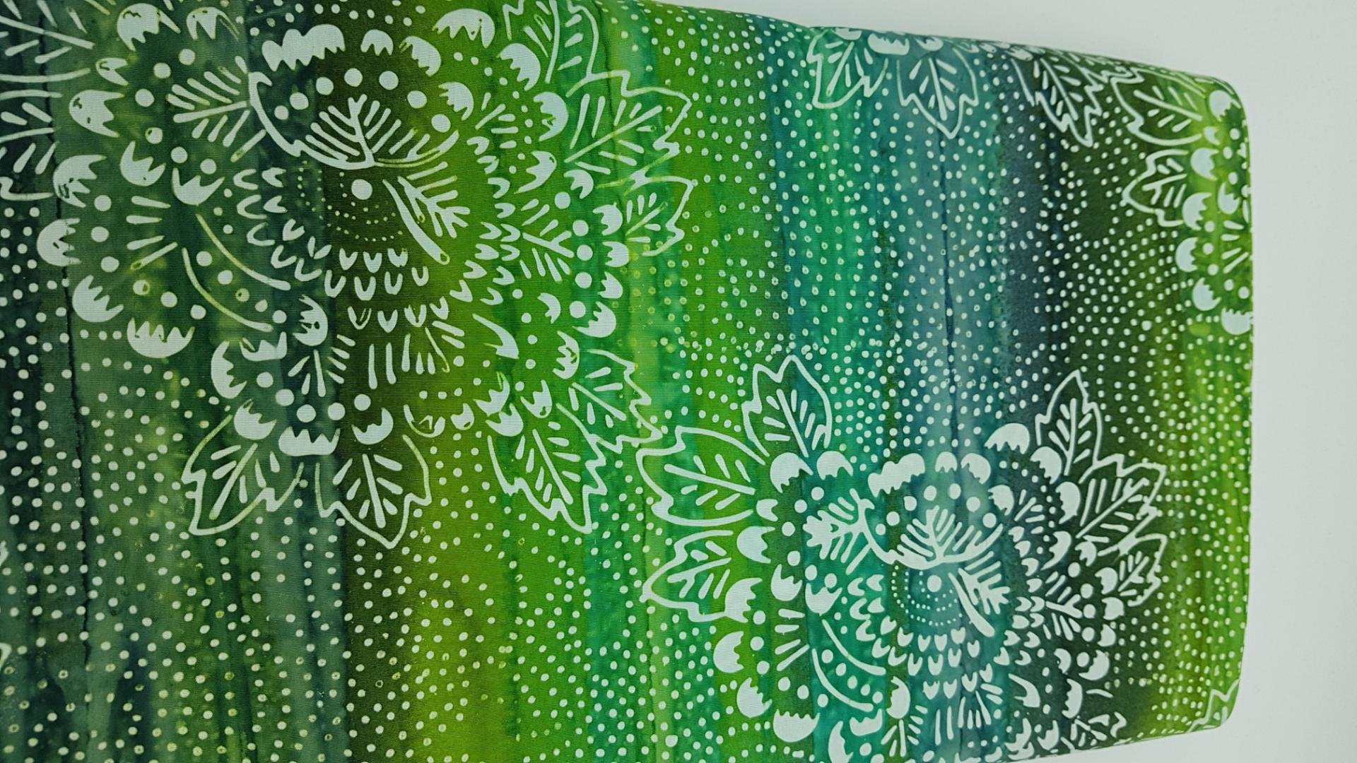 Mary Dotted Floral - Batiks