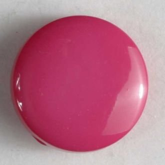 Buttons 15mm Shiny Pink shank
