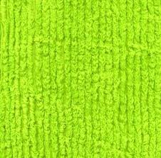 Lime Ribbed Chenille