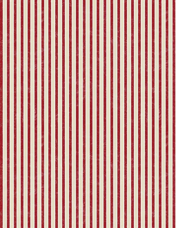 LIBERTY LANE Pinstripes Red