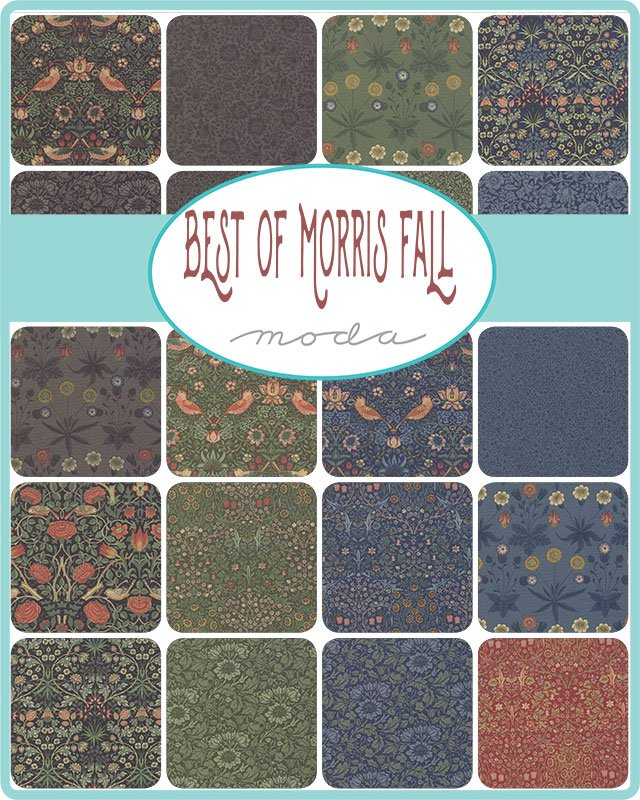 Best Of Morris Fall Layer Cake